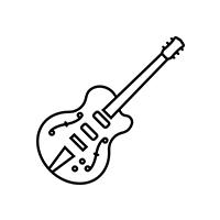 Gitara elektryczna Ephipone Sheraton II